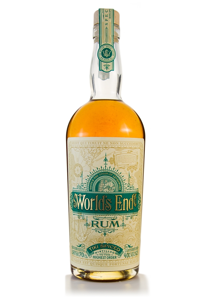 Worlds End Tiki Spiced